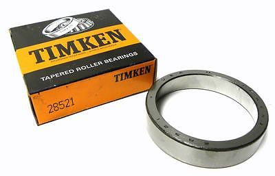 "BRAND NEW TIMKEN 28521 BEARING CUP 3.625"" OD X 0.7813"" WIDTH (10 AVAILABLE)"