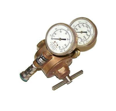 AIRCO  96501059   ARGON/HELIUM/NITROGEN GAUGE ASSEMBLY 0-400  04000 PSI