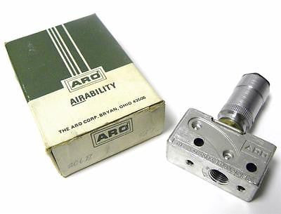 "BRAND NEW IN BOX ARO MINIATURE VALVE 1/8"" NPT MODEL 206-B"