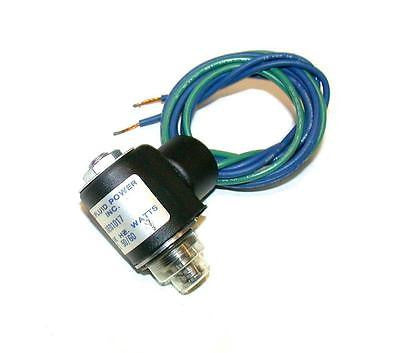 NEW I.S.I.FLUID POWER  SOLENOID VALVE COIL 110/120 VAC  26E01017  (3 AVAILABLE)