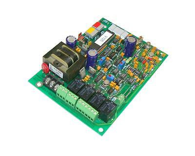 OHMART TRANSMITTER RELAY ALARM CIRCUIT BOARD MODEL  LL-1101 (2 AVAILABLE)