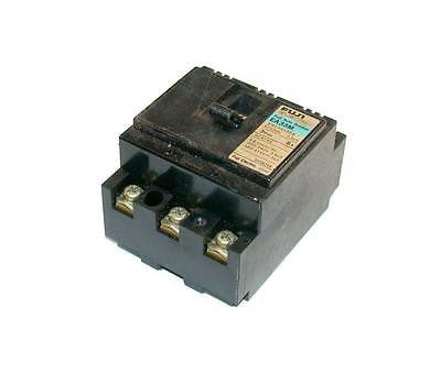 FUJI ELECTRIC 3-POLE 8 AMP CIRCUIT BREAKER 415 VAC MODEL  EA33M