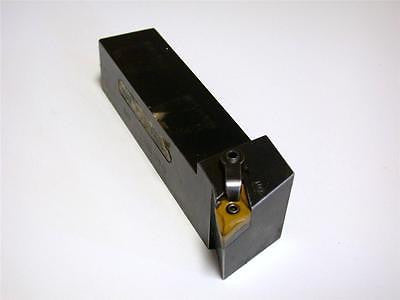"KENNAMETAL TURNING TOOL W/CARBIDE TIP 1-1/4"" SQUARE SHANK MODEL NH3 DDQNL-204D"