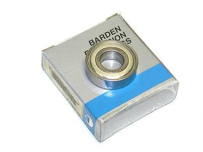 BRAND NEW IN BOX BARDEN SUPER PRECISION BEARING SR8FF3 (16 AVAILABLE)