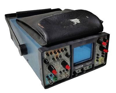 VU-DATA CORP. PORTABLE OSCILLOSCOPE MODEL PS950A - SOLD AS IS