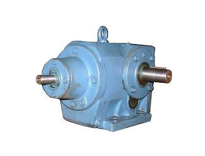 EATON-KENWAY SPEED REDUCER GEARBOX RATIO  24.45: 1 MODEL  K66     69143