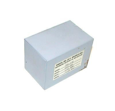 TIMECO TIME DELAY RELAY 115 VAC 0.1-10 SECONDS MODEL 591-14E