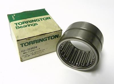 "NEW TORRINGTON HJ-223020 NEEDLE BEARING 1-3/8"" X 1-7/8"" X 1-1/4"" (3 AVAILABLE)"