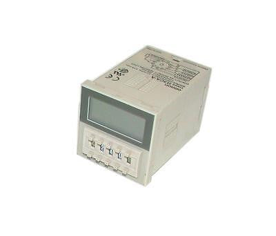 OMRON SOLID STATE TIMER 24-240 VAC MODEL H3CA-A