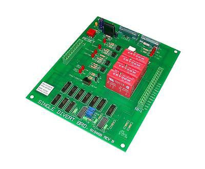 NEW HK SYSTEMS SINGLE DIVERT CIRCUIT BOARD MODEL  B19468