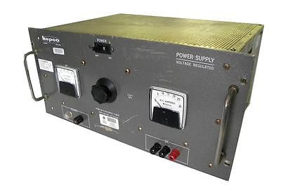 KEPCO VOLTAGE REGULATED POWER SUPPLY MODEL SM-14-30M