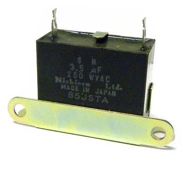 NEW NICHICON 85JSTA CAPACITOR 3.5 UF 250 WVAC