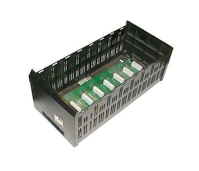 RELIANCE ELECTRIC SHARK PLC RACK 7-SLOT MODEL 45C-914