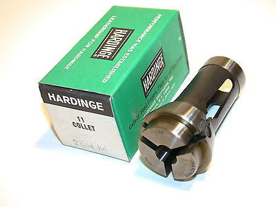 "Up to 3 NEW 23/64"" Hardinge 11 Collets Brown & Sharpe FREE SHIPPING"