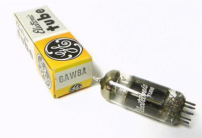 NEW IN BOX GE GENERAL ELECTRIC POWER TUBE MODEL 6AW8A