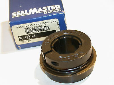 UP TO 13 NEW 722325 SEALMASTER SKWEZLOC 25MM BEARINGS SK-1337-1 FREE SHIPPING