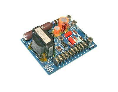 WER  1074--22 GAGE SUPPLY AMPLIFIER CIRCUIT BOARD