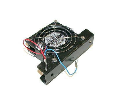 RADIOSHACK 273-243B BRUSHLESS DC COOLING FAN 12  VDC 0.16 AMP  (4 AVAILABLE)
