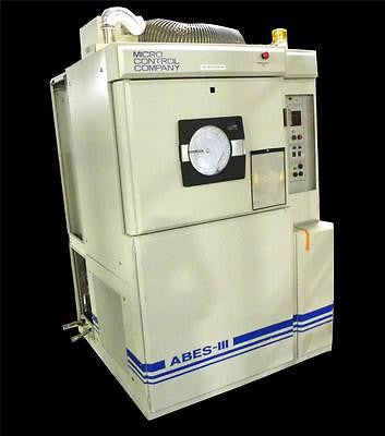 MICRO CONTROL COMPANY BURN IN / ENVIRONMENTAL TEST SYSTEM ABES III - SOLD AS IS