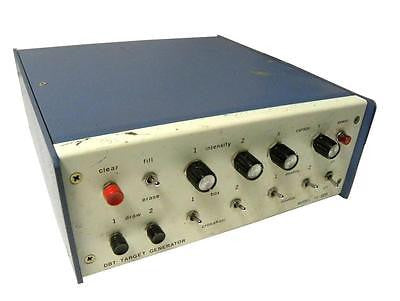 DBT TARGET GENERATOR MODEL TG 500 - SOLD AS IS