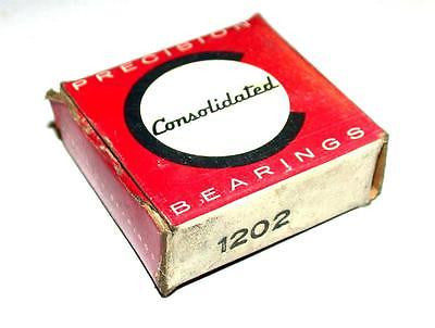 BRAND NEW IN BOX CONSOLIDATED BALL BEARING MODEL 1202 (6 AVAILABLE)
