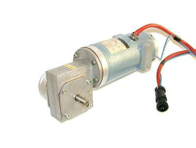ENGEL  PERMANAENT MAGNET DC MOTOR W/GEARBOX 48 VDC MODEL GNM5440-G3.1