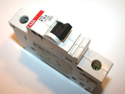 UP TO 3 ABB 10 AMP CIRCUIT BREAKER DIN MT S271 K 10A
