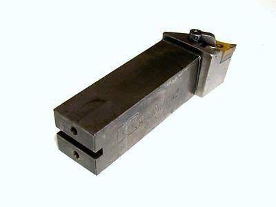 "KENNAMETAL TOOL HOLDER W/CARBIDE TIP 1-1/2"" SQUARE SHANK DDJNL-245D (2 AVAIL.)"