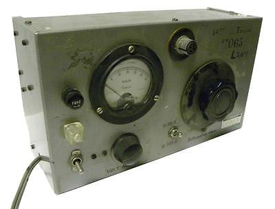 CUSTOM DIFFERENTIAL TESTER - SOLD AS IS