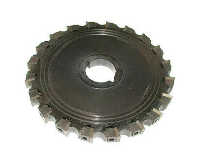 "CARBOLOY MILLING CUTTER 10"" MODEL WEDGE-SLW-7   ASL-1020-7"