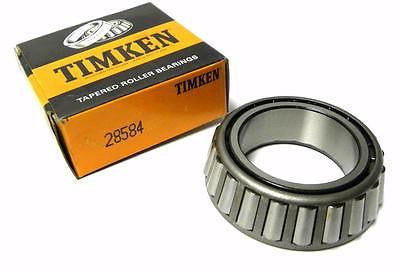 "NEW IN BOX TIMKEN 28584 TAPERED BEARING CONE 2.0625"" BORE X 1"" WIDTH (8 AVAIL.)"
