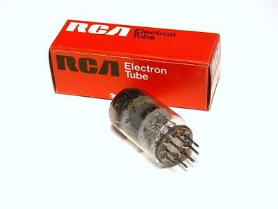 NEW IN BOX RCA ELECTRON TUBE MODEL 6CM8 (4 AVAILABLE)