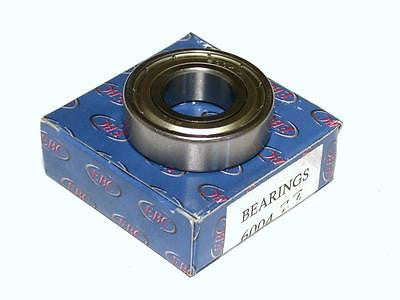 BRAND NEW IN BOX EBC BALL BEARING 20MM X 42MM X 12MM 6004 ZZ