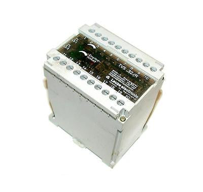 LEUZE ELCTRONIC SAFETY BARRIER RELAY MODEL TVS32/R