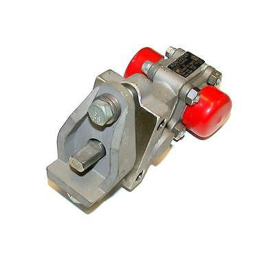 "NEW WORCESTER 9466 PMSE  BALL VALVE 1/2"" A351-CF3M"