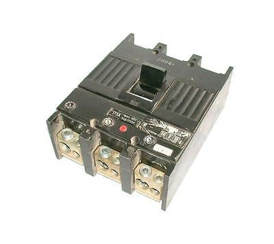GENERAL ELECTRIC 175 AMP 3-POLE  CIRCUIT BREAKER 600 VAC  TJJ436175