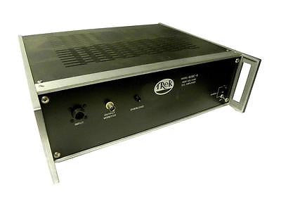 TREK HIGH VOLTAGE DC AMPLIFIER MODEL 609C-6 - SOLD AS IS