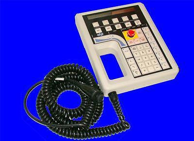 ADEPT PROGRAMMING TEACH PENDANT MODEL 133 CONTROL WITH E-STOP (8 AVAILABLE)