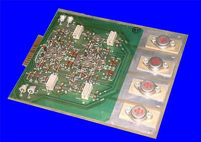 BRIDGEPORT BOSS SMD CONTROL CARD CIRCUIT BOARD 027015