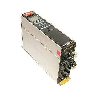 DANFOSS VARIABLE SPEED AC DRIVE 200-240 VAC MODEL VLT5001  (2 AVAILABLE)