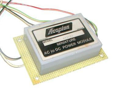 ACOPIAN  D12-20  AC TO DC POWER MODULE