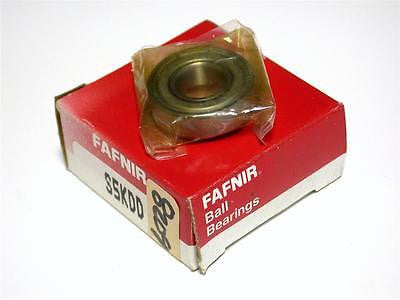 "BRAND NEW IN BOX FAFNIR BALL BEARING 0.5"" X 1.125"" X 0.25"" S5KDD (3 AVAILABLE)"