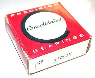 BRAND NEW IN BOX CONSOLIDATED BALL BEARING MODEL STO-15