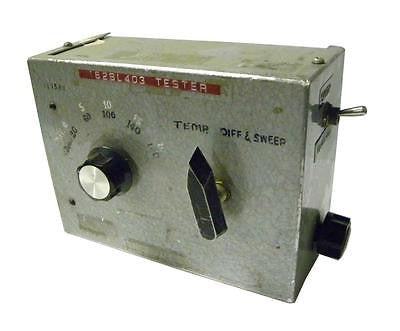 CUSTOM 162BL403 TEMPERATURE DIFF / SWEEP MEASUREMENT TESTER  - SOLD AS IS