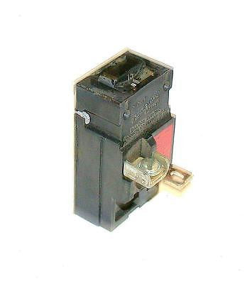 BULLDOG ELECTRIC 15  AMP SINGLE POLE CIRCUIT BREAKER 120/240 VAC  3111