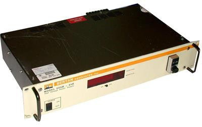 BERTAN ASSOCIATES 205B-01R HIGH VOLTAGE POWER SUPPLY - SOLD AS IS