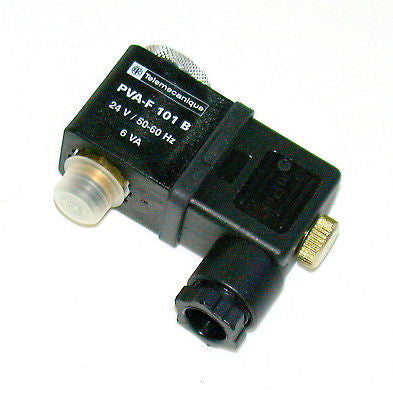 3 NEW TELEMECANIQUE SOLENOID VALVES  MODEL PVAF101B