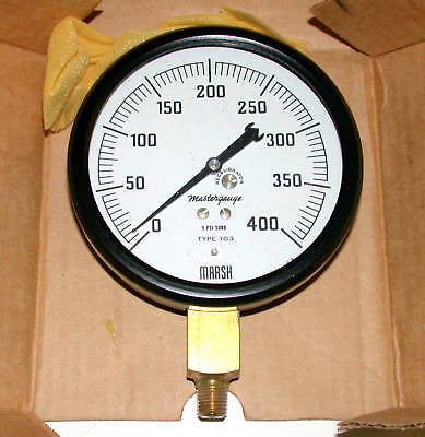 BRAND NEW MARSH INSTRUMENTS MASTERGAUGE TYPE 103