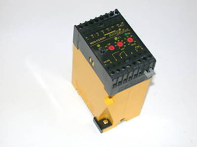 3 TURCK SAFETY RELAYS MODEL MS24112R/S71