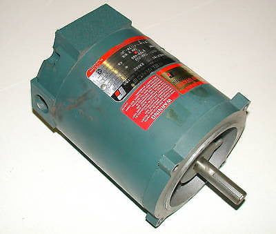 RELIANCE 3 PHASE AC MOTOR 1 HP MODEL P56H4517MZR